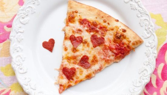 Make a special Valentines Day dinner at home for your kids (or