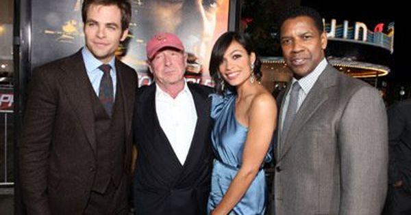 Pictures Photos Of Denzel Washington Denzel Washington Tony Scott Chris Pine