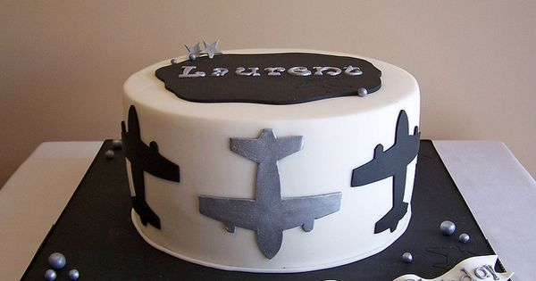 Airplane cake by cakespace beth chantilly cake designs for Airplane cake decoration