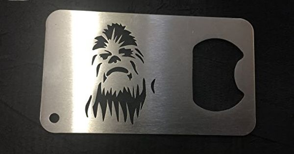 Darth Vader star wars bottle opener star wars Stainless Steel Made to last