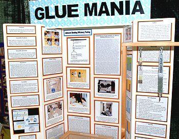 alternative display boards science