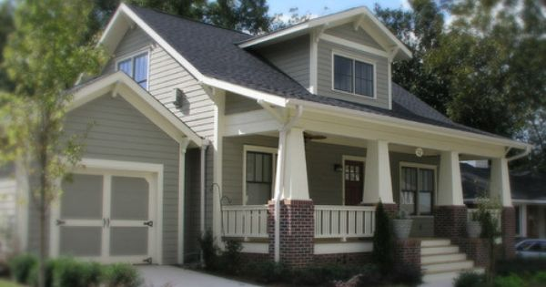 A new craftsman bungalow with historic charm for Craftsman style homes dfw