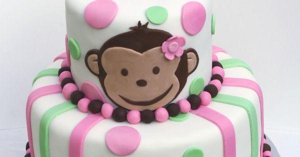 monkey girl party