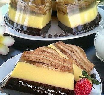 Aneka Resep Kue Masakan Di Instagram Pencet Love Dulu Sebelum Baca Biar Kita Makin Semangat Update Ya Pudding Marie R Resep Kue Makanan Makanan Enak