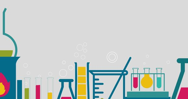 Cool Classroom Design Ideas ~ This chemistry powerpoint background is a simple design