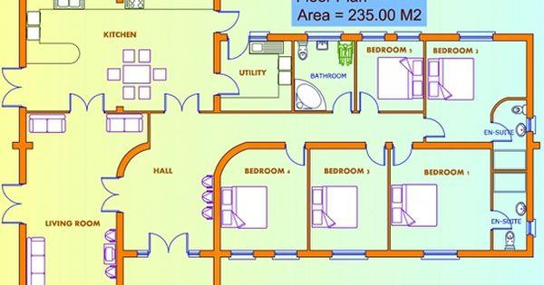 House Plans Ireland And Uk Bungalow Floor Plans New House Plans Bungalow House Plans