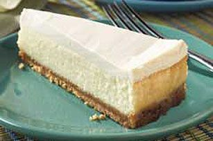 Sour Cream Topped Cheesecake Recipe Basic Cheesecake Recipe Sour Cream Cheesecake Easy Cheesecake Recipes