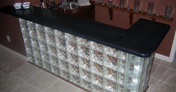 Glass Block Bars Designs Ideas Things I