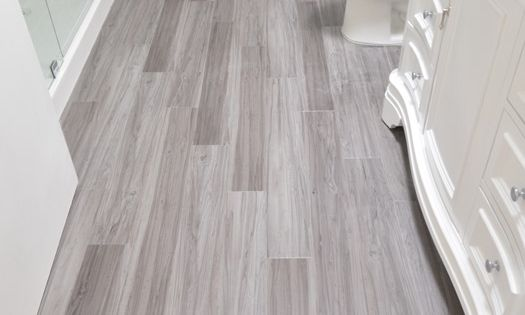 Allure Trafficmaster Grey Maple Vinyl Plank Floor
