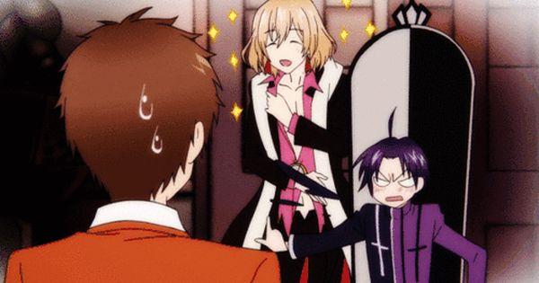 Vörös Pókliliom Mendoukusai Servamp Kritika Anime Neko Anime Life Anime