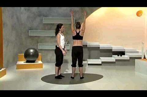 C mo hacer abdominales hipopresivos en casa youtube - Como hacer gimnasia en casa ...