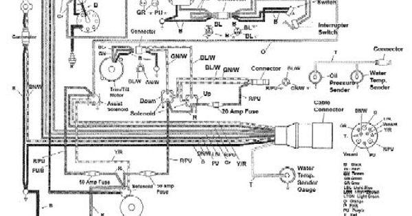 Bayliner Capri Wiring Diagram Diagram Trailer Wiring Diagram Alternator