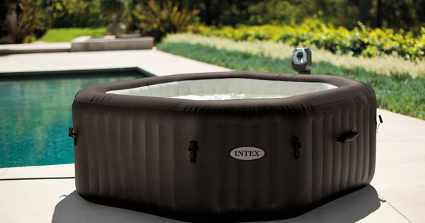 pure spa octogonal jet intex 6 places spa and jets. Black Bedroom Furniture Sets. Home Design Ideas