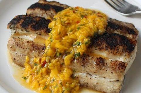 The best way to cook mahi mahi top 7 recipes mango for How to cook mahi mahi fish