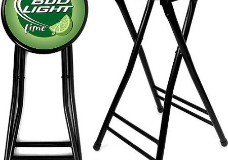 Sports Outdoors Bud Light Lime 24 Bar Stools Stool