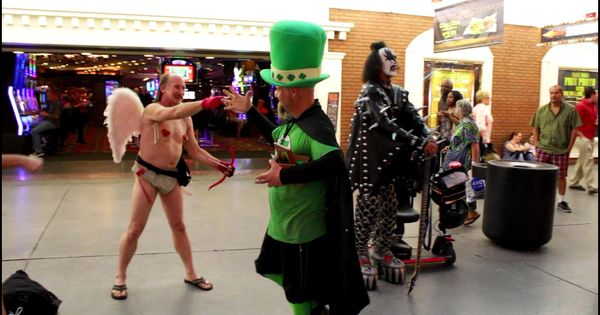 The Luck O' The Irish on Fremont Street! Are you ready to ...