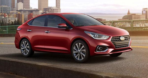 2019 Hyundai Accent Gls Review Specs And Release Date Redesign