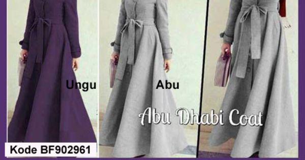 Baju Gamis Modern Terbaru Detail Produk Model Baju Gamis