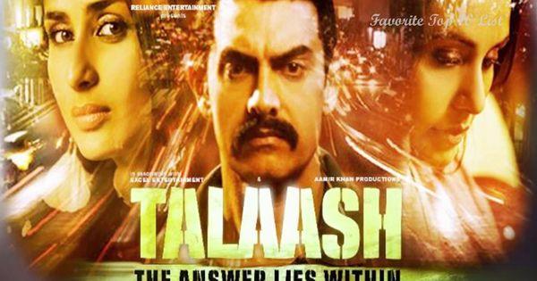 Top 10 Best Bollywood Suspense Movies List Favorite Top List Aamir Khan Suspense Movies Best Movies List