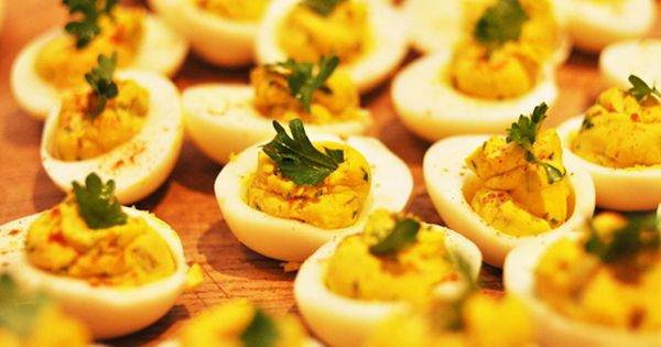 Deviled eggs, Eggs and Other on Pinterest