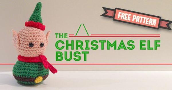 Tutorial Elfi Amigurumi : DIY Amigurumi Christmas Elf - FREE Crochet Pattern ...