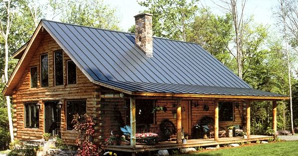 Adirondack Country Log Homes Relaxing Spots Pinterest