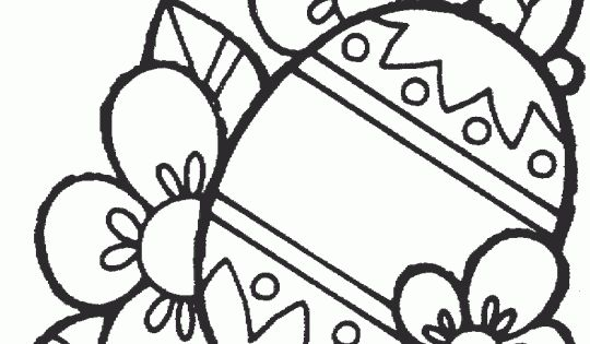 20 Printable Easter Themed Coloring Pages For Kids Easter