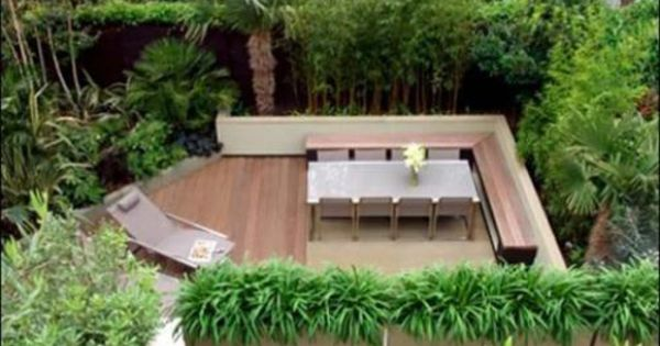 Small Garden Design, Creative Yard Landscaping Ideas | Small