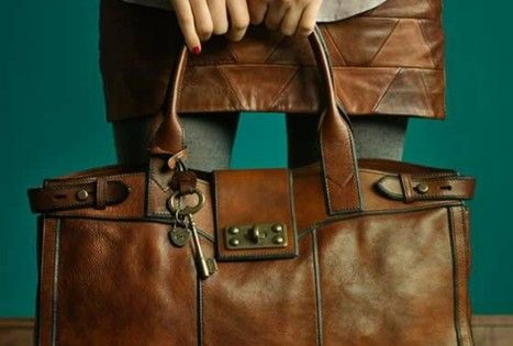 Fossil Vintage Collection bag