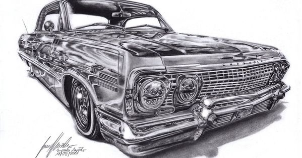 lowrider coloring pages - lowrider art hot rod coloring pages pinterest