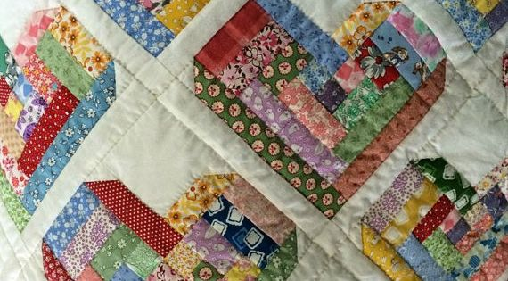 Log Cabin Heart Quilt Block Pattern : Log Cabin Heart Quilt Block by KountreeCreations on Etsy Quilts, Quilts, Quilts Pinterest ...