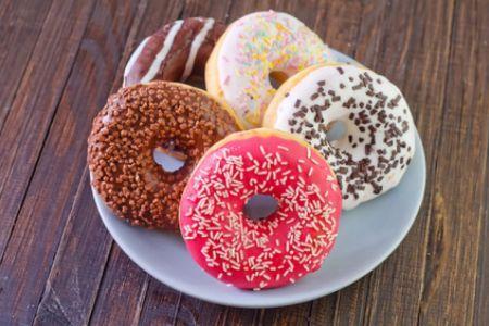 d donuts grundrezept rezept sweets recipes pinterest donuts muffin cupcake and food. Black Bedroom Furniture Sets. Home Design Ideas