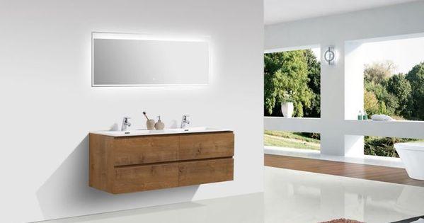 Meubles De Salle De Bains Et De Toilettes Bernstein In 2020 Bathroom Design Layout Lighted Bathroom Mirror Bathroom Design
