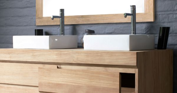 Finwood Teak Bathroom Furniture Available From Ukbathrooms Simply Email Us For A Quote Mit Bildern Eis Line Art