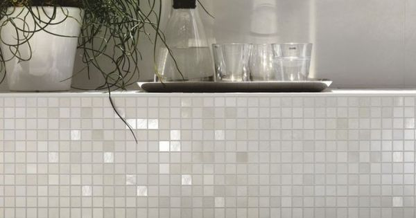 Moza ek concreta marazzi mooie kleur badkamer pinterest kleur badkamer en badkamers - Mooie eigentijdse badkamer ...