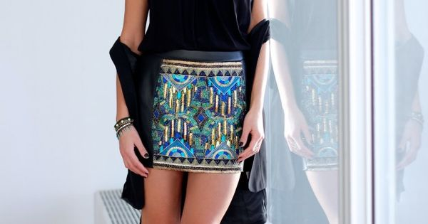 Women outfit pinterest skirts leather skirts and special occasion