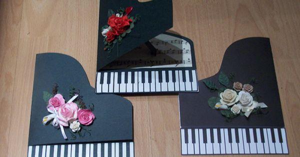 Project Make Paper Grand Piano