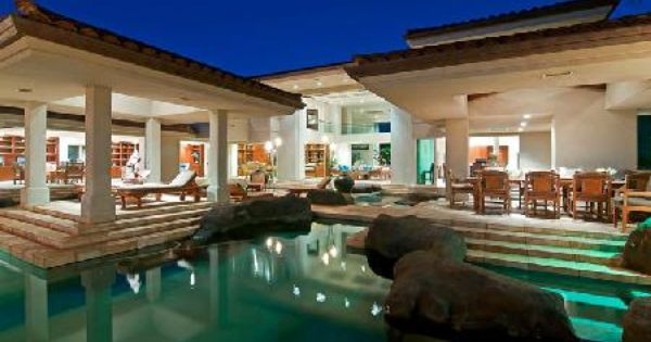 Thousand Waves Ka Anapali Maui Hawaii Holiday Villa Villa Architecture