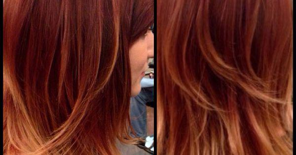 nu ukrainare rött hår