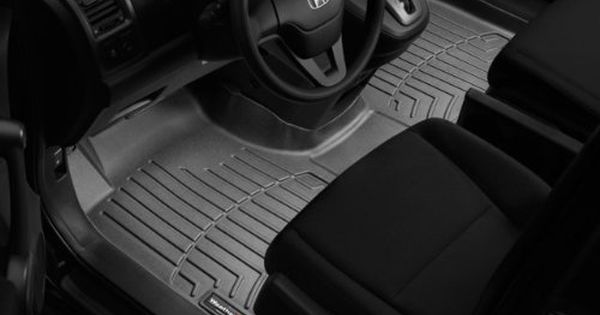 Weathertech 444341 2012 Ford F250f350f450f550 Black 1st Row Floorliner Over The Hump Read More Reviews Of The Product Weather Tech Mini Van Toyota Sienna