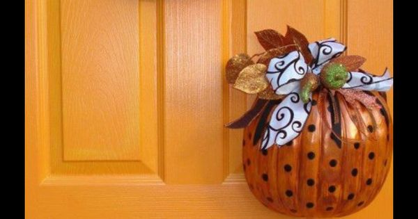 dollar tree fall craft ideas fall crafts crafty ideas powder pumpkins 12135