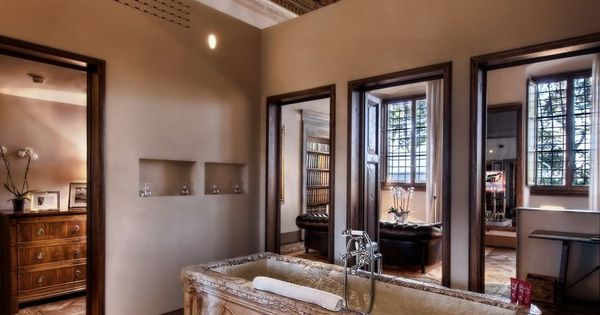 The World S Most Beautiful Hotel Bathrooms Soaking Tubs