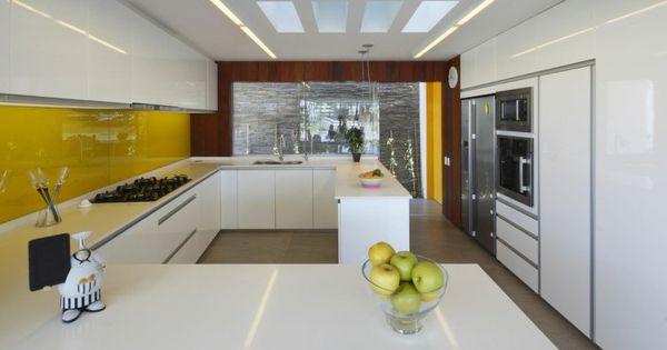 Cr dence cuisine originale 48 id es en mat riaux for Idee cuisine originale