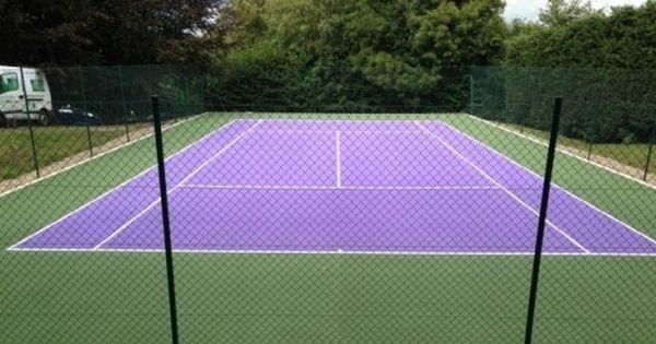 Tarmacadam Tennis Court In Addington Tennis Tennis Court Court