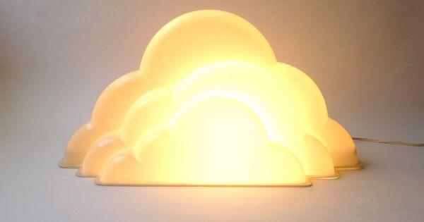 vintage cloud lamp lights lighting