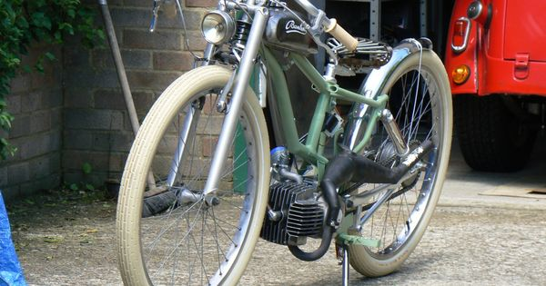 Garage 35kg Wet Puch Magnum X Uk Kids Crosser And Bicycle Parts Homemade Frame Exhaust Moby Shocks Italjet Tank Moped Motor Custom Moped Vintage Moped
