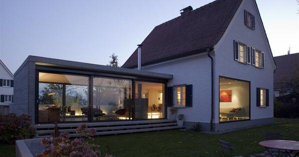 anbau siedlungshaus ideen f r hausbau und wohnen. Black Bedroom Furniture Sets. Home Design Ideas