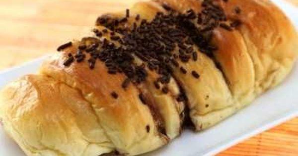 Roti Manis Yuk Kita Belajar Cara Membuat Video Resep Roti Manis Lembut Isi Coklat Dasar Breadtalk Hesti Ncc Kismis Bogasari Yang Pali Resep Roti Resep Coklat