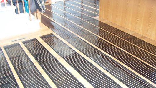 Step Warmfloor S Easy To Install Heating Mats Will Provide Cozy
