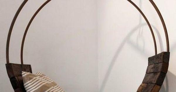 möbel wohnzimmer selber bauen hängesessel | garten | pinterest, Möbel